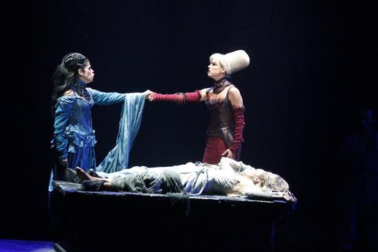 法国音乐剧《罗密欧与朱丽叶》年末登京城舞台