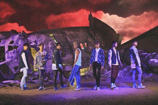 GOT7新歌回响热烈 MV 点阅数三日破 500万
