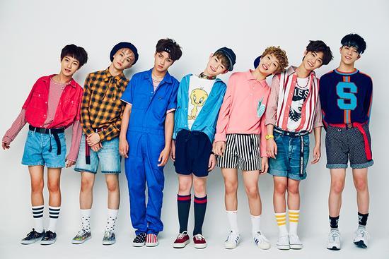 SJ旗下超级新人NCT DREAM发MV 展现新技能