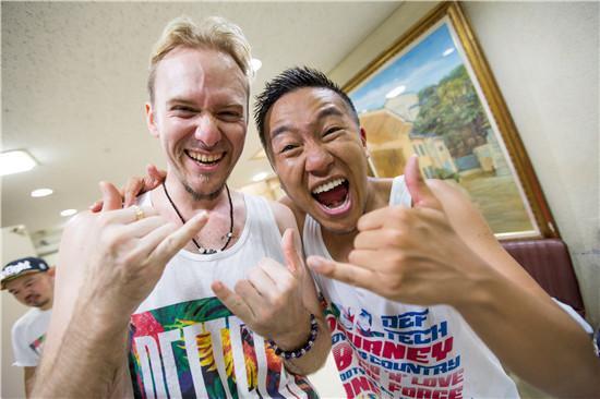 香蕉计划携日本演唱组合Def Tech首次空降上海