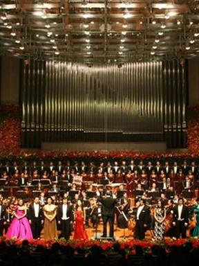 中央歌剧院歌剧《茶花女》音乐会