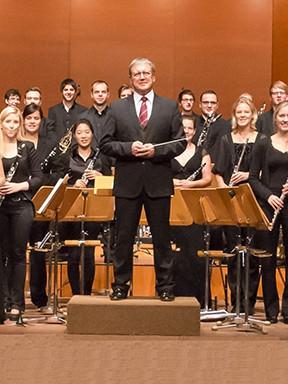 德国巴登符腾堡州立交响管乐团音乐会
