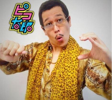 日本Piko太郎风头盖鸟叔 新曲点击全球第一