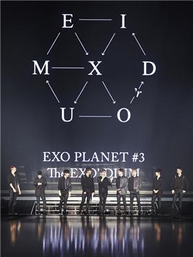 EXO 香港演唱会 2017