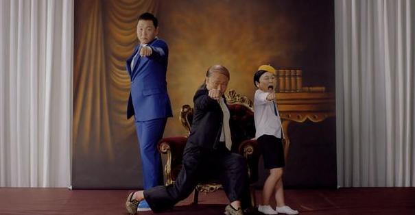 鸟叔PSY《DADDY》MV点击破2亿 个人第5首
