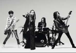 日本彩虹乐队推出新单曲 采用全英文作词