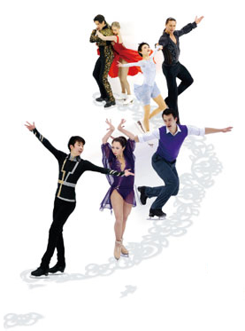 2016奥迪中国杯世界花样滑冰大奖赛 Audi Cup of China ISU Grand Prix of Figure Skating 2016