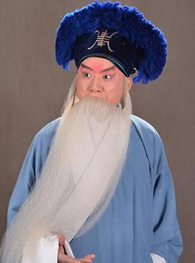 长安大戏院12月23日演出 京剧《四进士》