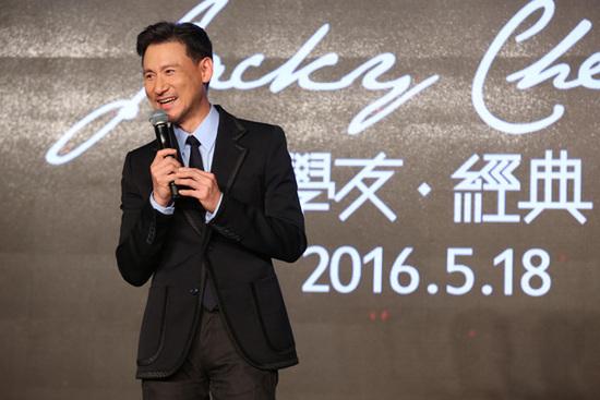 2017年张学友惠州演唱会安排 或于3月24日举办学友经典演唱会