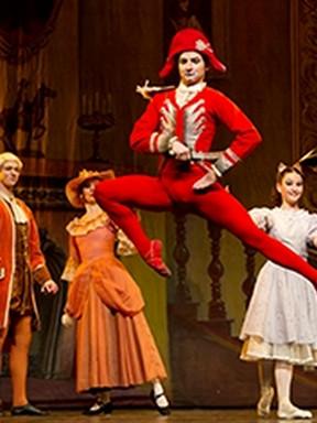 俄罗斯经典芭蕾舞剧《胡桃夹子》