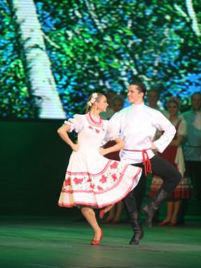 俄罗斯国立莫伊谢耶夫模范民族舞蹈团