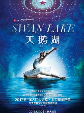 第2届人民大会堂·北京新年芭蕾——乌克兰基辅大剧院芭蕾舞团《天鹅湖》