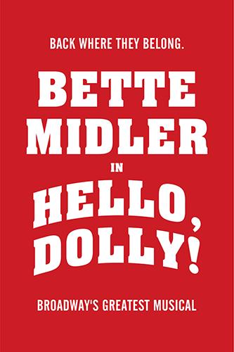 你好,多莉 Hello, Dolly