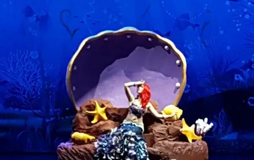 甜甜旋风公主秀《我是最美公主》