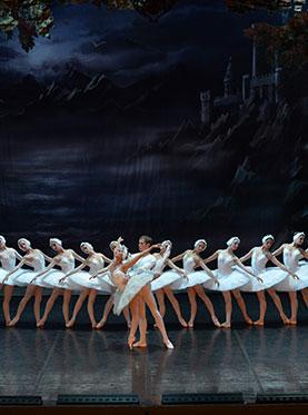 圣彼得堡古典芭蕾舞团 经典芭蕾舞剧《天鹅湖》