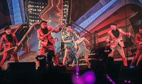 2017周杰伦最新演唱会安排 12月初佛山演唱会连high两场