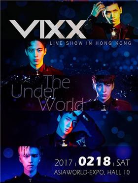 VIXX 香港演唱会 2017