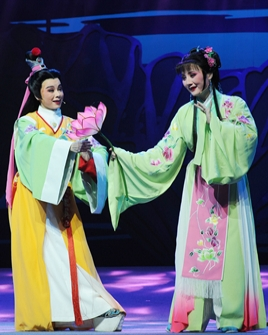 开幕式越剧《莫愁女》--南京市越剧团建团六十周年越剧文化惠民展演月