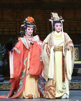 越剧《甄嬛》上本--南京市越剧团建团六十周年越剧文化惠民展演月