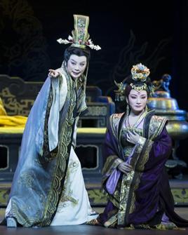 越剧《甄嬛》下本--南京市越剧团建团六十周年越剧文化惠民展演月