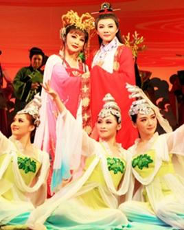 闭幕式越剧《柳毅传书》--南京市越剧团建团六十周年越剧文化惠民展演月
