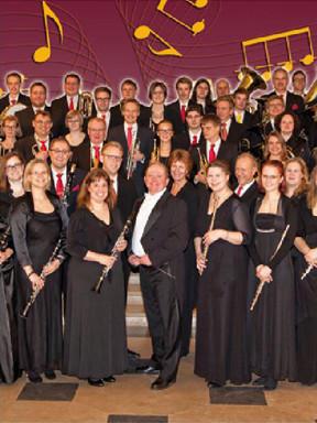 《德国汉诺威交响管乐团音乐会》