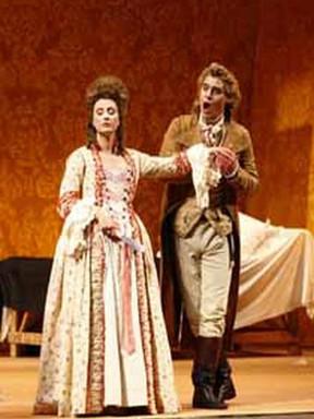 意大利马西莫贝里尼歌剧院歌剧《费加罗的婚礼》