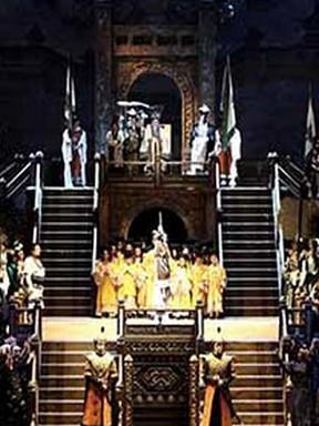 意大利热那亚卡洛•费利切歌剧院歌剧《图兰朵》