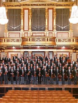 交响之舞·维也纳爱乐乐团音乐会 Wiener Philharmoniker
