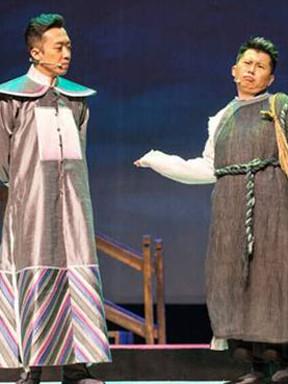 何云伟、李菁领衔主演舞台喜剧《我不是保镖》