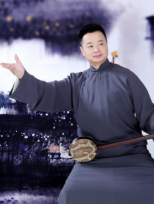 朝霞映满天 盛世耀鸡年 2017中国评弹名家新年演唱会