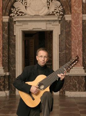 北京音乐厅2017国际古典音乐季 从巴赫到披头士——瑞典吉他大师格兰•索舍尔专场音乐会