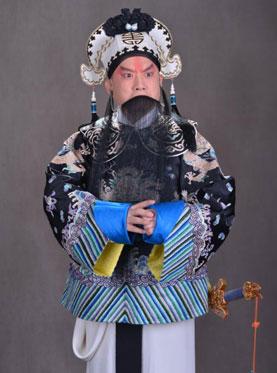 长安大戏院3月3日演出 京剧《伍子胥》