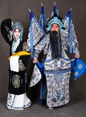长安大戏院12月8日演出 京剧《楚宫恨》