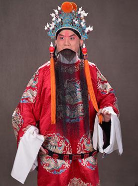 长安大戏院9月22日演出 京剧《红鬃烈马》