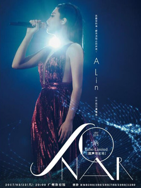 A-LIN声纳世界巡回演唱会-广州站(回声限定场)