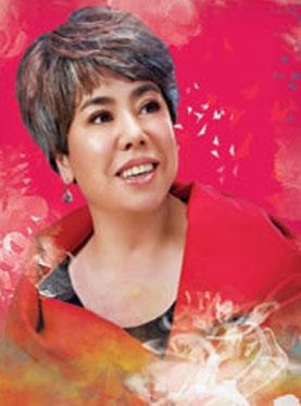 中国夜莺—世界著名女高音歌唱家迪里拜尔独唱音乐会