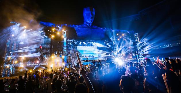 汪峰长沙演唱会唱足43首作品  让观众大呼过瘾
