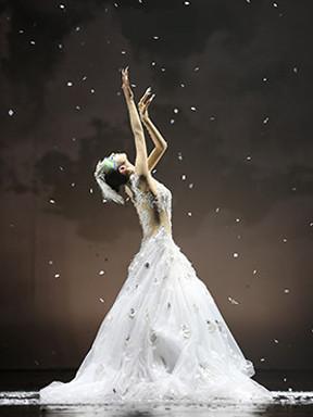杨丽萍领衔主演,全新舞剧《孔雀之冬》—成都站