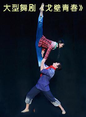 大型舞剧《戈壁青春》