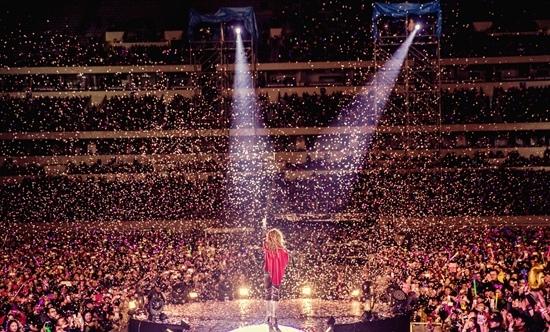 G.E.M.邓紫棋Queen of Hearts2017巡回演唱会行程安排