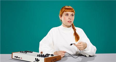 Holly Herndon:颅内高潮与声音实验