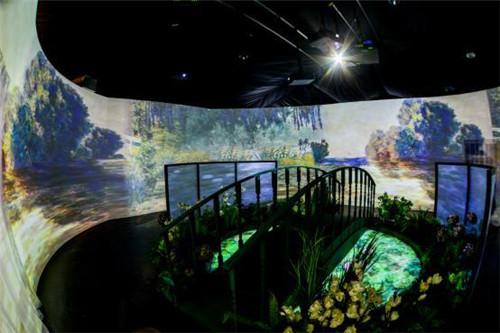 《印象莫奈:时光映迹艺术展》中国十站城市巡展全面启动