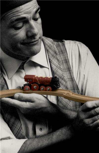 瑞士互动启蒙亲子剧《通通上车》