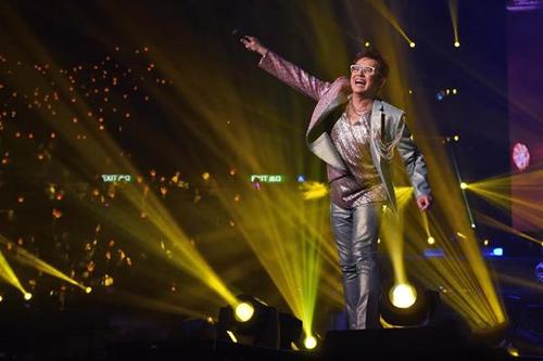 2018年谭咏麟中山演唱会安排 3月17日中山市兴中体育场