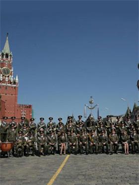 俄罗斯国家近卫军乐团专场音乐会