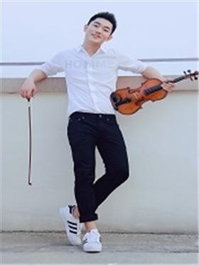古典殿堂——李泽宇小提琴独奏音乐会