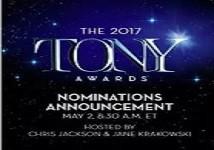 第71届托尼奖提名名单揭晓,聚橙音乐剧共获得17项提名,成为中国音乐剧最大赢家
