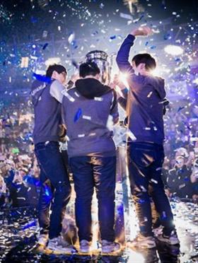 英雄联盟王者回归」世界邀请赛@香港电竞音乐节(决赛)