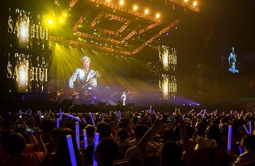 母亲节专场丨歌神许冠杰巡演上海站3月23日11:00正式开票!
